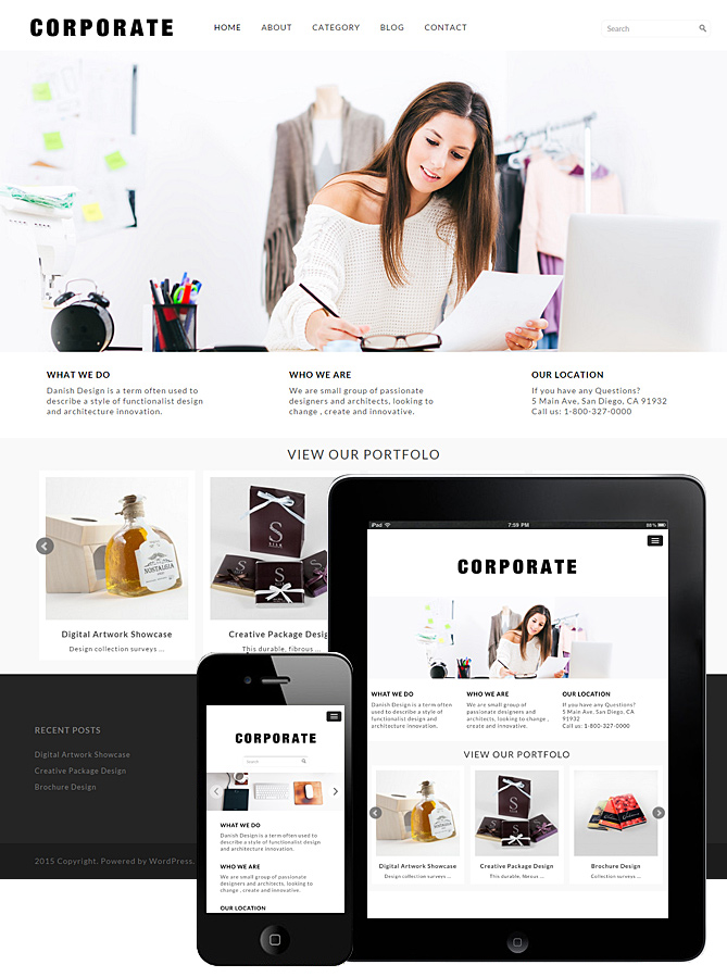 corporate-theme-responsive-wordpress