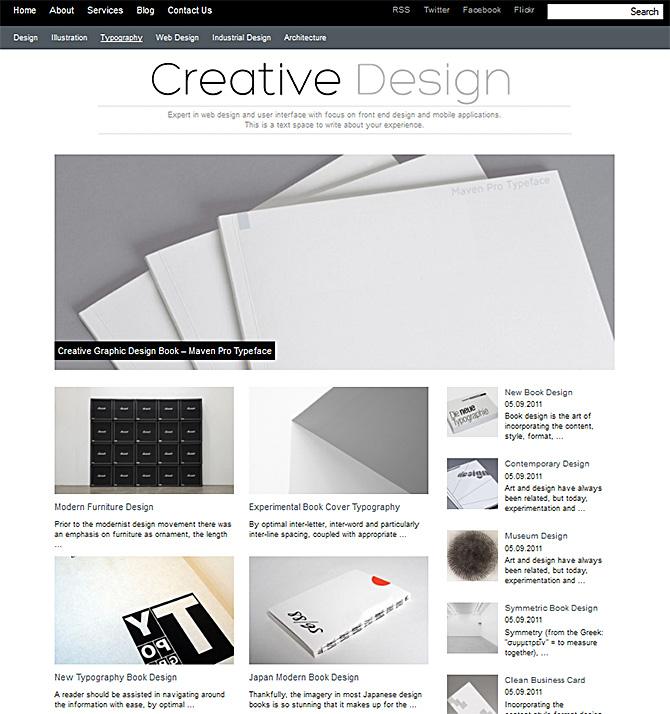 creative-wordpress-theme