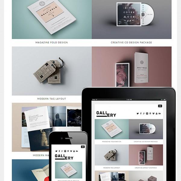gallery-theme-wordpress