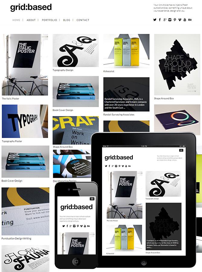 grid-based-responsive-theme