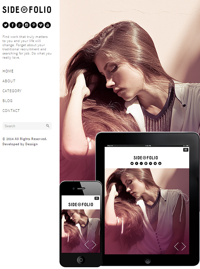 side-folio-theme-responsive