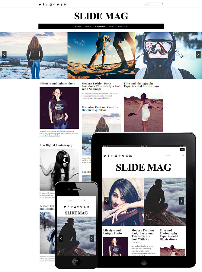 slide-mag-theme-wordpress