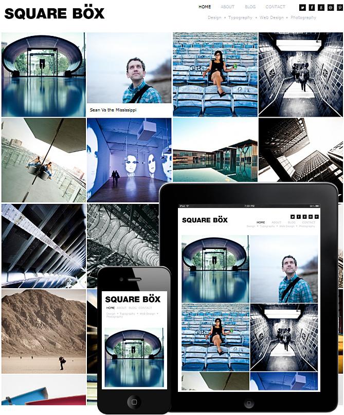 squarebox-wordpress-theme