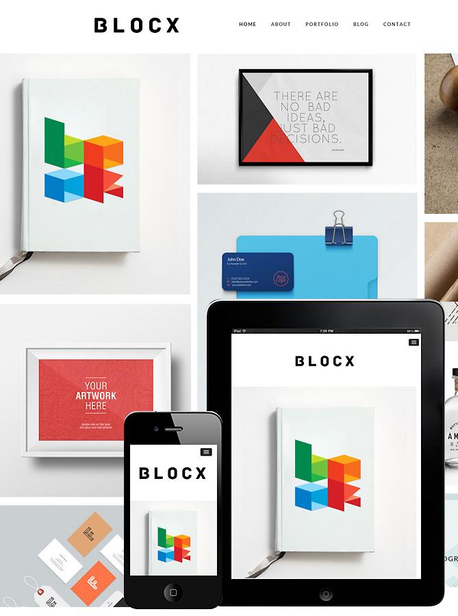blocx-theme-wordpress