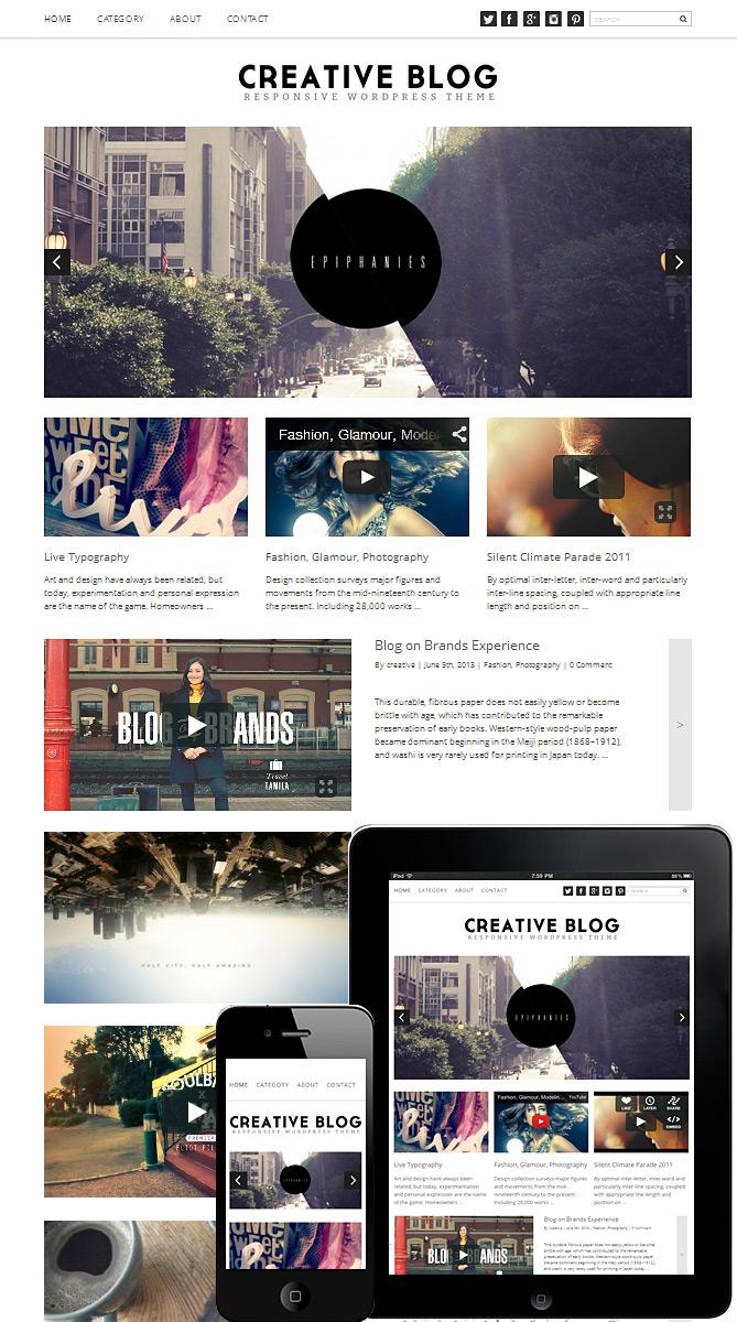creative-blog-theme-wordpress