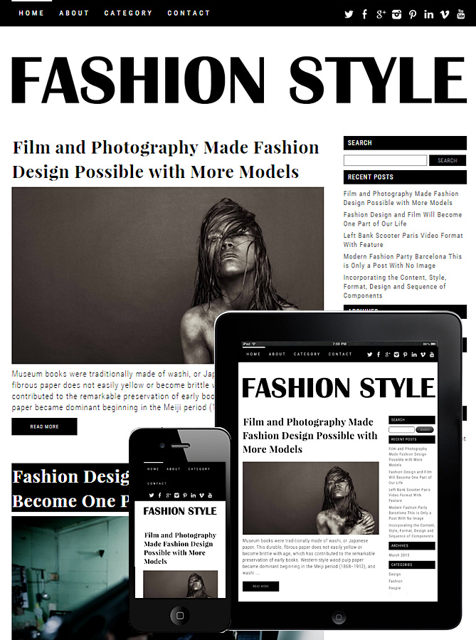 fashion-style-wordpress-theme