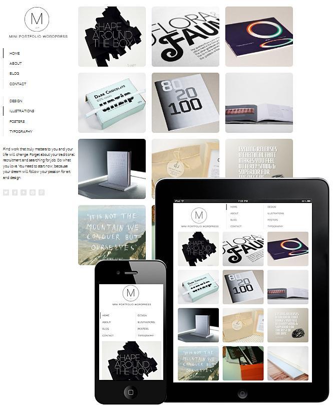 mini-portfolio-theme-responsive
