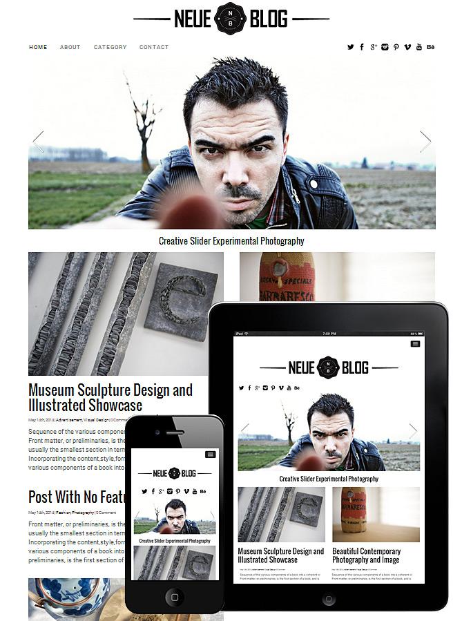neue-blog-responsive-theme