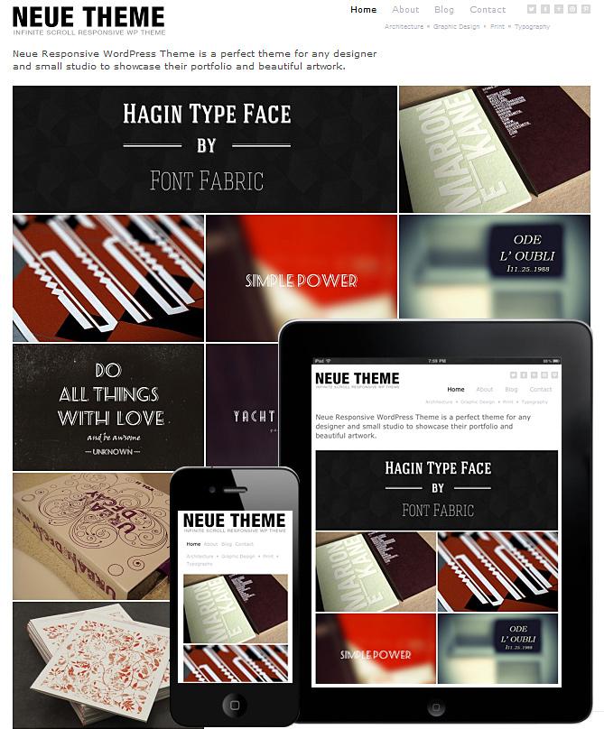 neue-wordpress-theme
