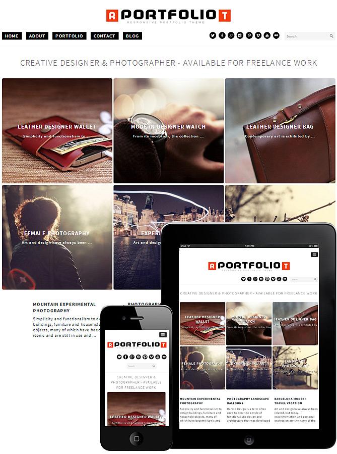 responsive-portfolio