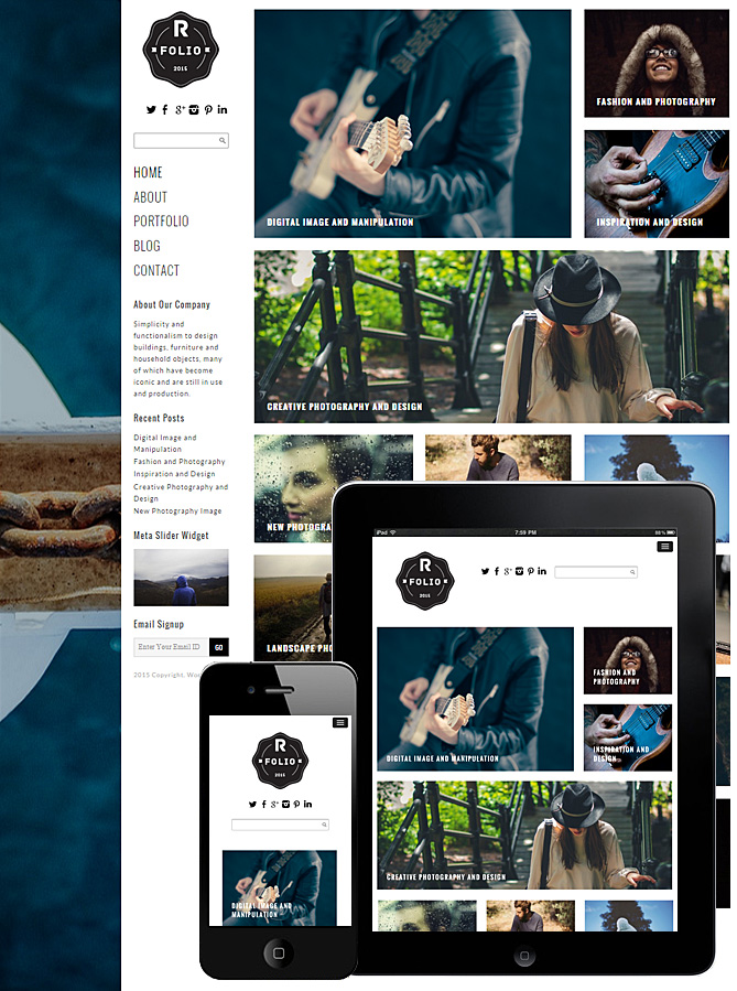 right-folio-theme-wordpress