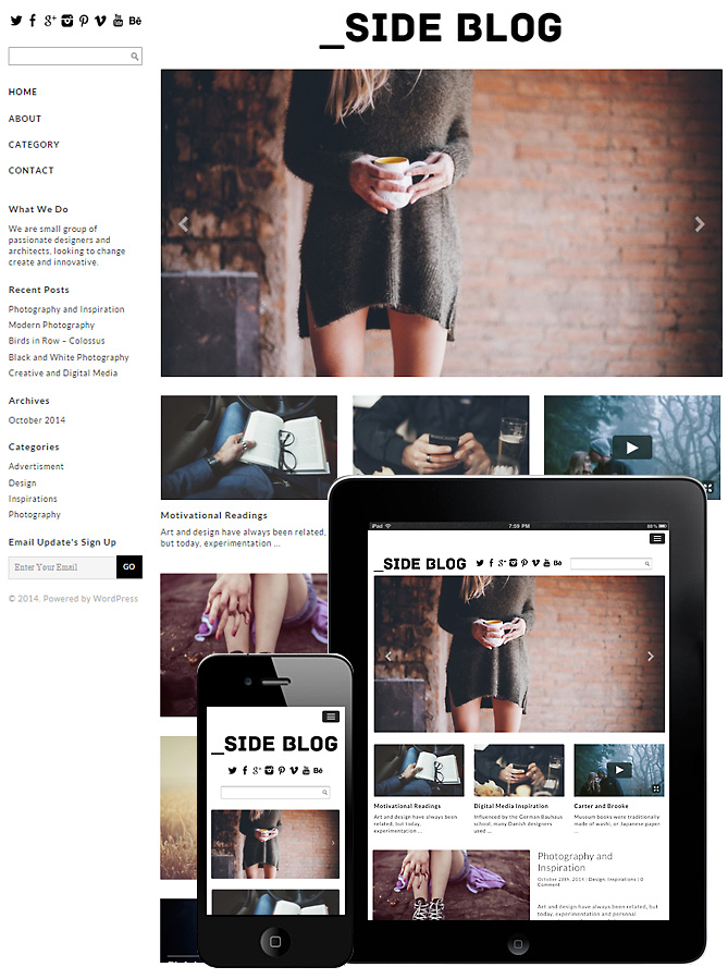 side-blog-theme-wordpress